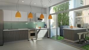 Open Kitchen Homes
