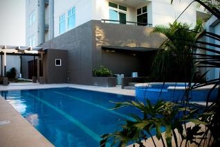 Altos de Nunciatura Argo piscina proyecto