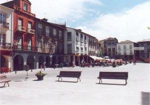 plaza antigua