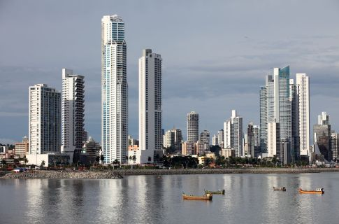 Argo Estrategia Skyline-of-Panama-City