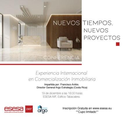 Conferencia ESESA Málaga